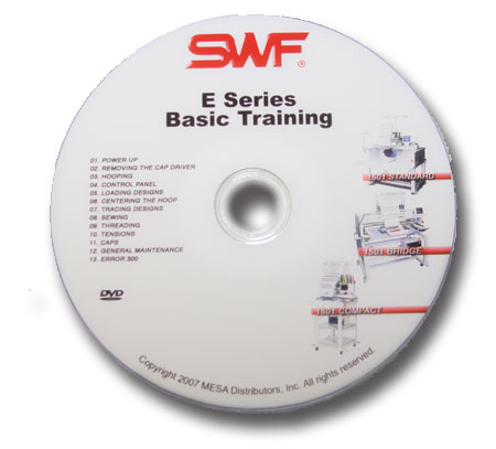 SWF E Series Single Head Training