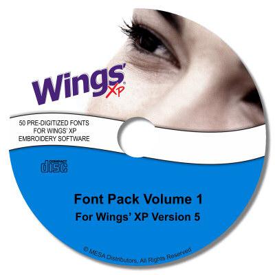 Font Pack Volume 1