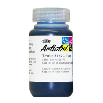 DTG Cyan Ink 125ml dtg ink, cyan ink, cyan, ink