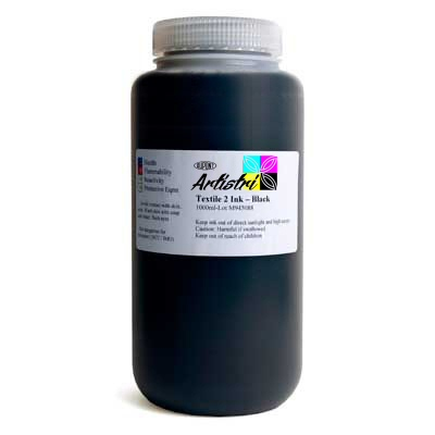 DTG Black Ink 250ml dtg ink, black ink, black, ink