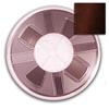 5mm Hotfix Spangle Tape - Maroon spangle reel, reel, punch spangle, punch style, spangle tape