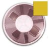 7mm Hotfix Spangle Tape - Citron spangle reel, reel, punch spangle, punch style, spangle tape