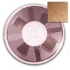7mm Hotfix Spangle Tape - Copper spangle reel, reel, punch spangle, punch style, spangle tape