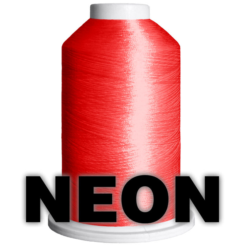 Endura Neon Polyester Embroidery Thread, EG954