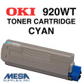 OKI Cyan Toner Cartridge for 920WT