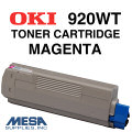 OKI Magenta Toner Cartridge for 920WT