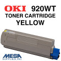 OKI Yellow Toner Cartridge for 920WT