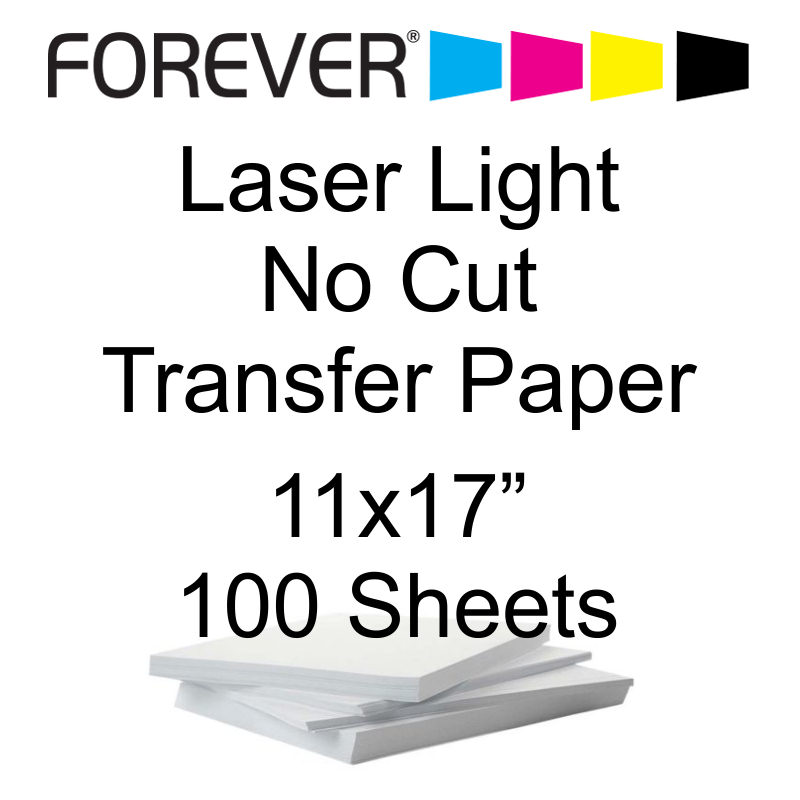 Forever Laser Light Transfer Paper