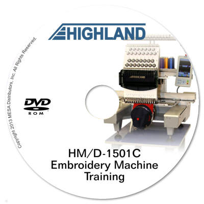 Highland Single Head D Series Training Disk