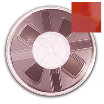 7mm Hotfix Spangle Tape - Lt Rose (Lt. Pink) Hologram HS-212 spangle reel, reel, punch spangle, punch style, spangle tape